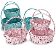 22-23 	White Willow Baskets©